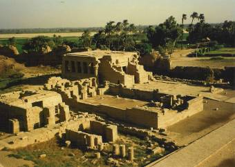 Dendera Small Temple